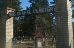 Mims Chapel Cemetery