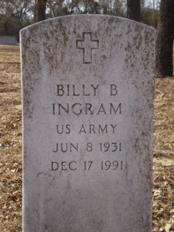 Billy B. Ingram