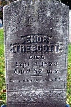 Enos Trescott