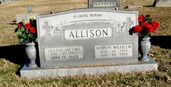 Marvin Wilhelm Allison