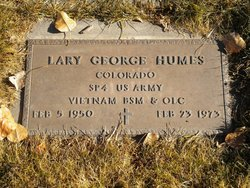 Lary George Humes