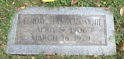 Elmore D Jack Hotchkiss, III