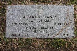 Albert Kenneth Blaney