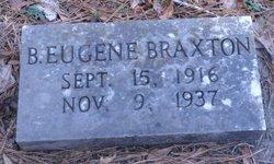 B Eugene Braxton
