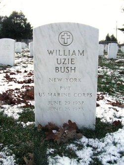 William Uzie Bush