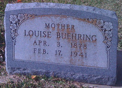 Louise <i>Melcher</i> Buehring