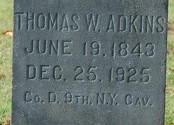 Corp Thomas W Adkins