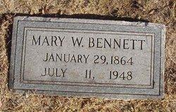 Mary W. Bennett