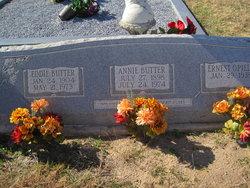 Annie Butter