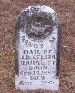 Nancy M Barnett