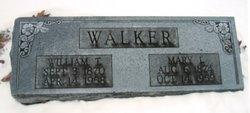 Mary E. <i>Welch</i> Walker
