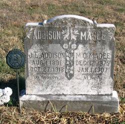 M O <i>Magee</i> Addison