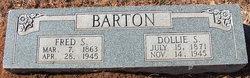 Frederick Shaffer Barton