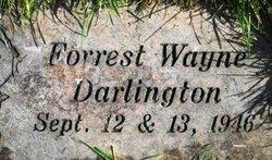 Forrest Wayne Darlington
