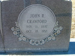 John R. Tensie Crawford