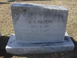 Arthur Adolph Hacker