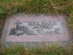 Alice Maud <i>LeMaster</i> Jacobsen