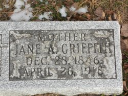 Jane Ann <i>Tulip</i> Griffiths