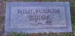 Bryant Washington Holliman