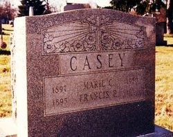Marie C <i>Clark</i> Casey