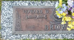 Howard D. Brown
