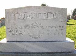 Juanita <i>James</i> Burchfield