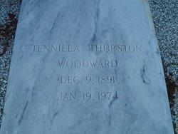 Tennilla <i>Thurston</i> Woodward