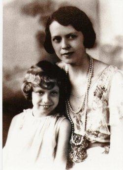 Ethel Flora <i>Baker</i> Tucker