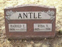 Harold Ellis Antle, Sr