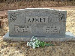 Ashton H. Armet