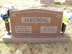 Ruth <i>Darnell</i> Armstrong