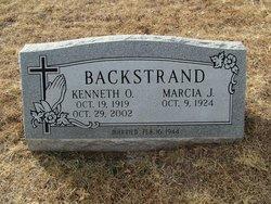 Marcia J. Backstrand