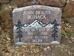 John Brauer Bohack
