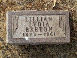 Lillian Lydia Breton