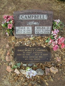 Dale D. Campbell