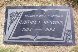 Cynthia Lorraine <i>Allen</i> Beswick