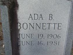 Ada B. Bonnette