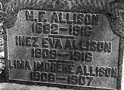 Inez Eva Allison