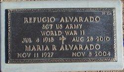 Maria R Alvarado