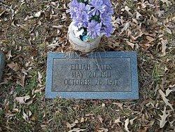 Elijah Yates