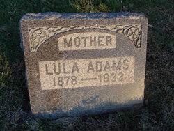 Lula A. <i>Cotner</i> Adams