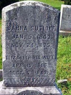 Barna Sutliff