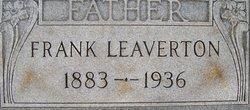 Frank William Leaverton