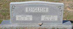 Willie Vera <i>Taylor</i> English