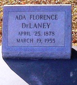 Ada Florence <i>McCullar</i> Delaney
