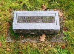 Elizabeth S <i>Sweetland</i> Kryder