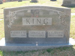 Kathryn Louise <i>Starr</i> King