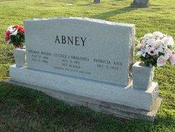 Mrs Lucille Irene <i>Malone</i> Abney