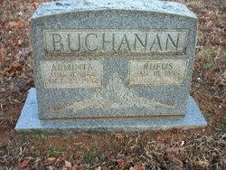Arminta <i>Warden</i> Buchanan
