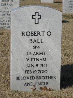Robert Owen Ball